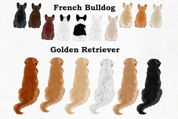 Dogs Clipart Graphic By LeCoqDesign Image 3