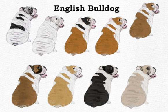 Dogs Clipart Graphic Crafts By LeCoqDesign - Image 5