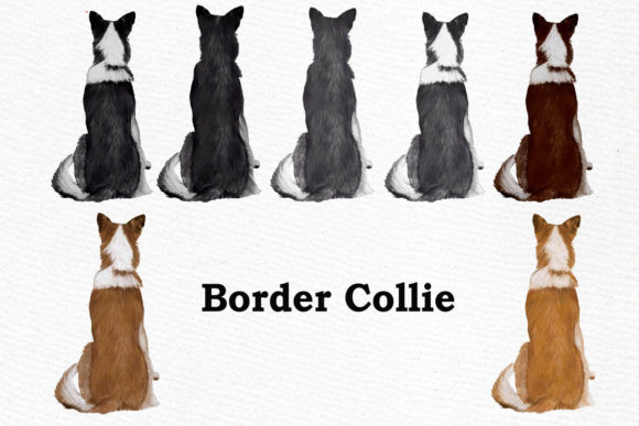 Dogs Clipart Graphic Crafts By LeCoqDesign - Image 7