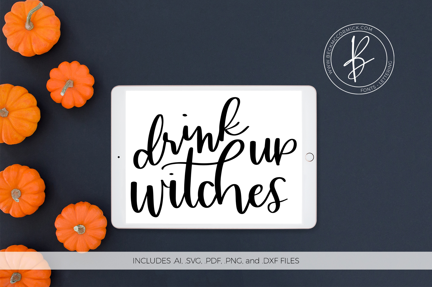 Download Free Drink Up Witches Graphic By Beckmccormick Creative Fabrica for Cricut Explore, Silhouette and other cutting machines.