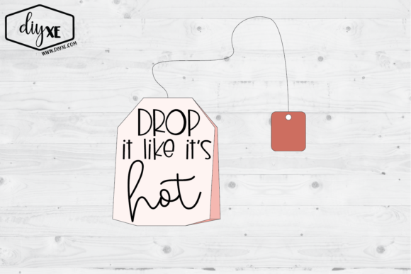 Drop It Like It's Hot Graphic By Sheryl Holst