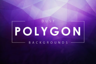 Dust Polygon Backgrounds Graphic By ArtistMef
