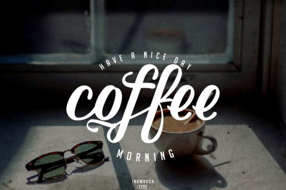 Print on Demand: Early Morning Script & Handwritten Font By inumocca_type - Image 3
