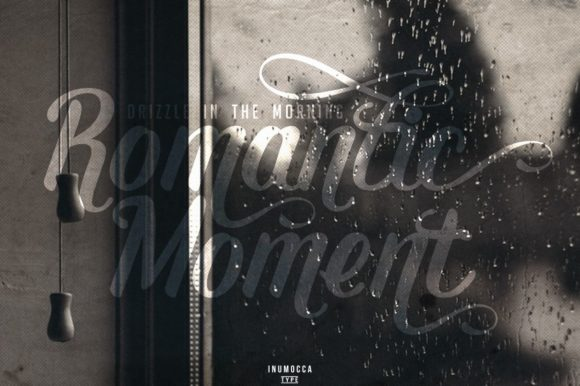 Print on Demand: Early Morning Script & Handwritten Font By inumocca_type - Image 8