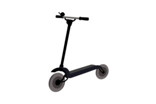 Electric Scooter Garage Craft Cut File By Creative Fabrica Crafts