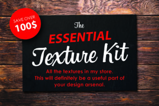 Essential Texture Kit Graphic By denestudios