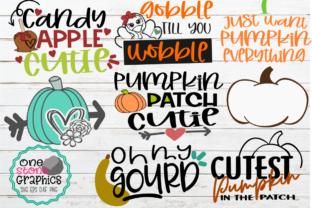 Fall Bundle Graphic By OneStoneGraphics