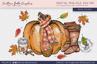 Fall Favorites Graphic By Southern Belle Graphics