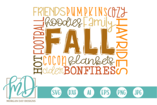Download Free Fall Subway Art Graphic By Morgan Day Designs Creative Fabrica for Cricut Explore, Silhouette and other cutting machines.