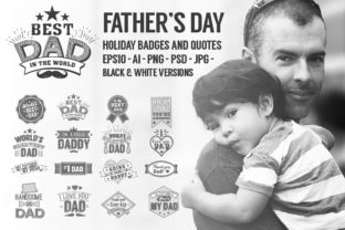 Fathers Day Quotes Graphic Objects By Peliken