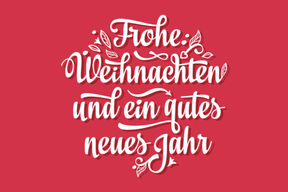 Download Free German Christmas Card Graphic By Zoyali Creative Fabrica SVG Cut Files