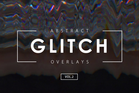 Download Free Glitch Effect Overlays Vol 2 Graphic By Artistmef Creative Fabrica for Cricut Explore, Silhouette and other cutting machines.