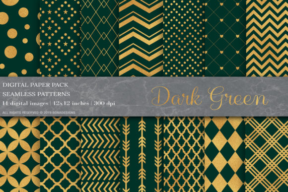 Download Free Gold Geometric Digital Papers Graphic By Bonadesigns Creative for Cricut Explore, Silhouette and other cutting machines.