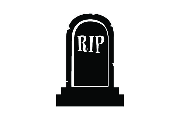 Download Free Gravestone Rip Halloween Svg Cut File By Creative Fabrica SVG Cut Files