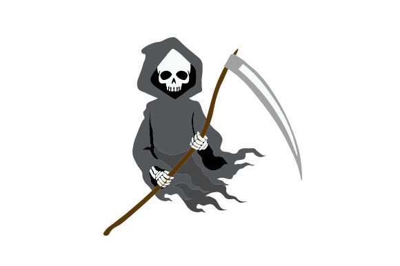 Download Free Grim Reaper Svg Cut File By Creative Fabrica Crafts Creative for Cricut Explore, Silhouette and other cutting machines.