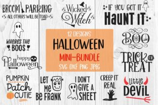 Halloween Bundle Graphic By Jessica Maike