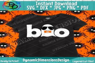 Download Free Halloween Ghost Boo Graphic By Dynamicdimensions Creative Fabrica SVG Cut Files