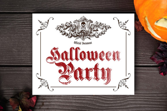 Halloween Party Graphic Crafts By danieladoychinovashop - Image 2
