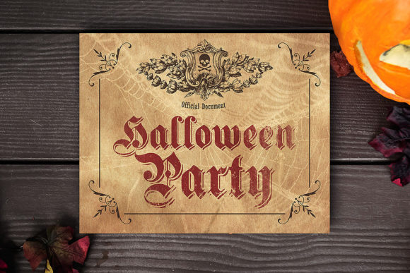 Halloween Party Graphic Crafts By danieladoychinovashop