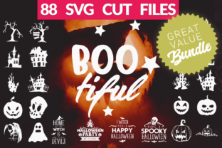 Halloween SVG Bundle Graphic By Craft-N-Cuts