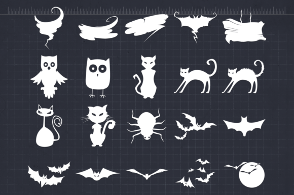 The Ultimate Halloween SVG Pack Graphic Crafts By Craft-N-Cuts - Image 2