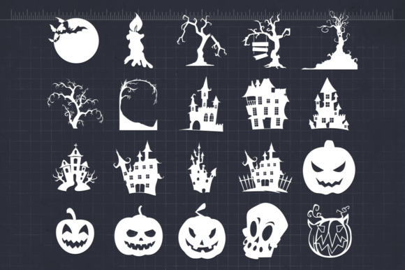 The Ultimate Halloween SVG Pack Graphic Crafts By Craft-N-Cuts - Image 3
