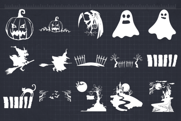 The Ultimate Halloween SVG Pack Graphic Crafts By Craft-N-Cuts - Image 4