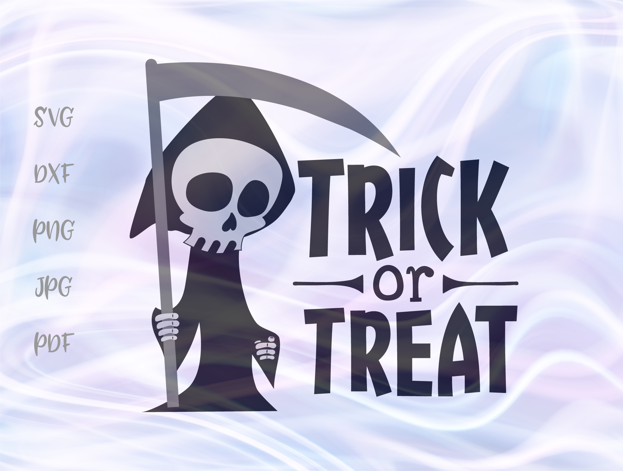Happy Halloween Trick Or Treat Graphic By Digitals By Hanna