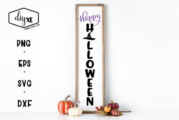 Happy Halloween Graphic By Sheryl Holst