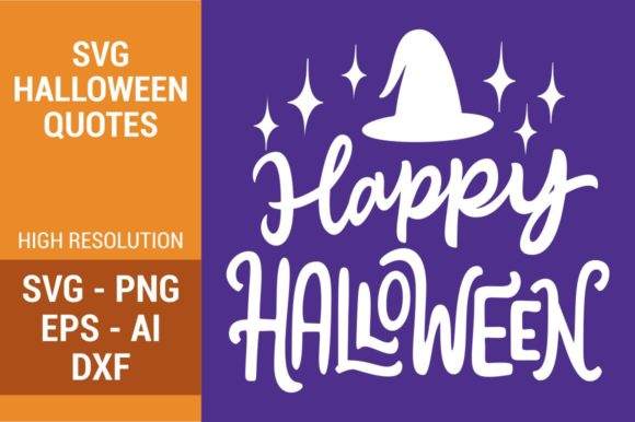 Happy Halloween Graphic By Kreasari Creative Fabrica