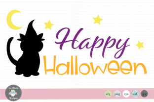 Happy Halloween Graphic By thejaemarie