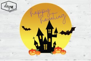 Happy Haunting Graphic By Sheryl Holst