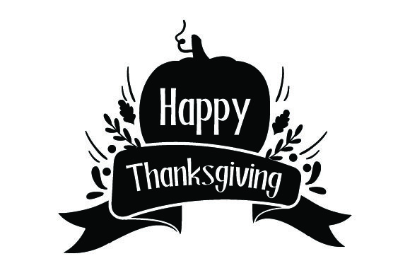 Download Free Happy Thanksgiving Pumpkin Svg Cut File By Creative Fabrica for Cricut Explore, Silhouette and other cutting machines.