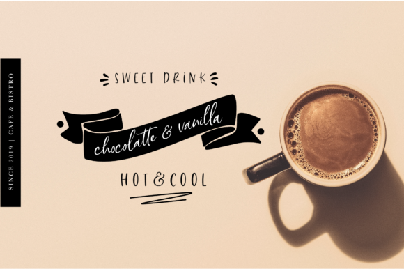 Print on Demand: Hello Sunday Script & Handwritten Font By silverdav - Image 2