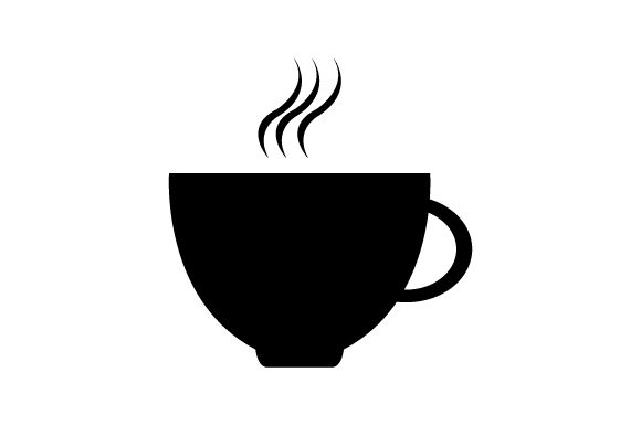 Download Free Hot Chocolate Icon Graphic By Marco Livolsi2014 Creative Fabrica for Cricut Explore, Silhouette and other cutting machines.