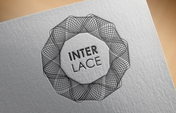 Download Free Interlace 2x Logo Design Templates Graphic By Denestudios for Cricut Explore, Silhouette and other cutting machines.