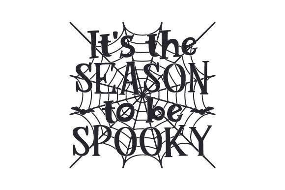 Download Free It S The Season To Be Spooky Svg Cut File By Creative Fabrica for Cricut Explore, Silhouette and other cutting machines.