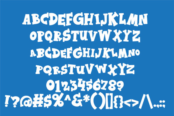 Kaboing Font By Illustration Ink Image 2