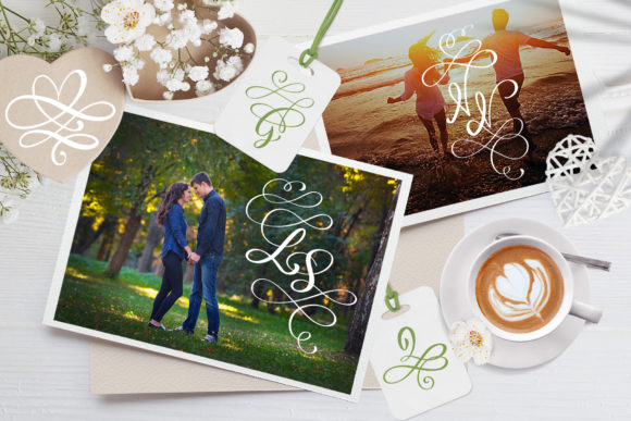 Download Free Love Story Font By Happy Letters Creative Fabrica for Cricut Explore, Silhouette and other cutting machines.
