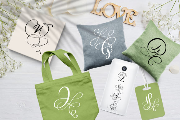 Love Story Font By Happy Letters Image 4