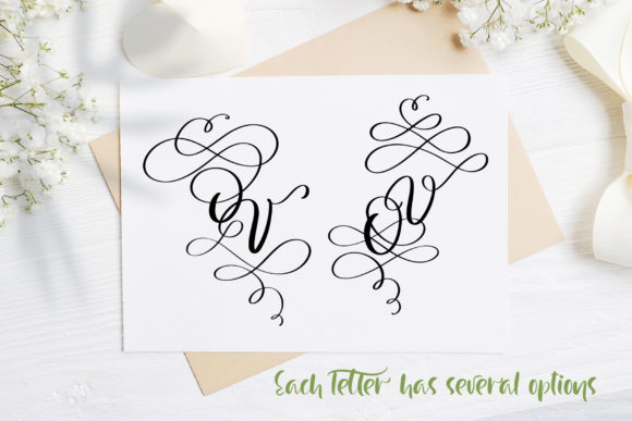 Love Story Font By Happy Letters Image 5