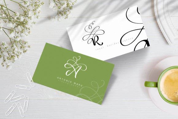 Love Story Font By Happy Letters Image 10