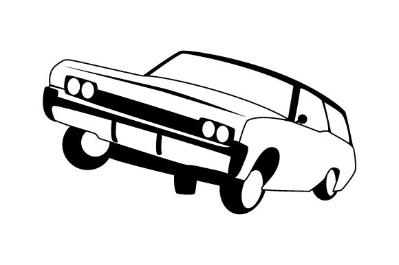 Download Free Lowrider Car With Hydraulics Archivos De Corte Svg Por Creative for Cricut Explore, Silhouette and other cutting machines.
