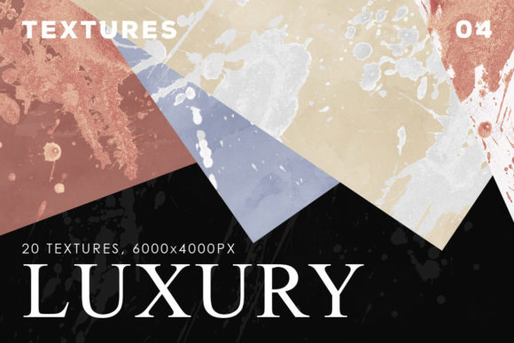 Print on Demand: Luxury Paint Backgrounds Vol.4 Graphic Textures By ArtistMef