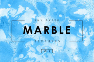 Marble Ink Textures 1 Graphic By ArtistMef