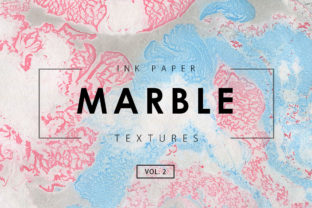 Marble Ink Textures 2 Graphic By ArtistMef