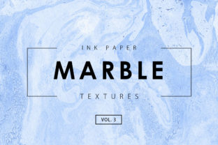 Marble Ink Textures 3 Graphic By ArtistMef