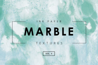 Marble Ink Textures 4 Graphic By ArtistMef