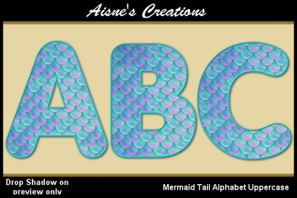 Download Free Turquoise And Lime Alphabet Numbers Graphic By Aisne for Cricut Explore, Silhouette and other cutting machines.