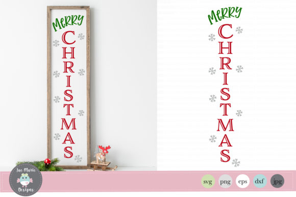 Merry Christmas for Wood Sign Graphic Crafts By thejaemarie